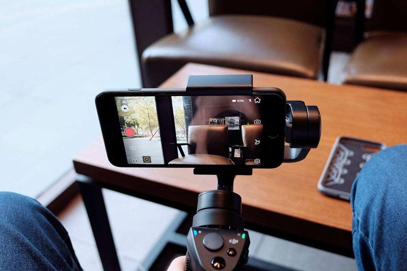 手机拍摄短视频